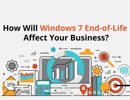 How Will Windows 7 End of Life Affect Your Business?