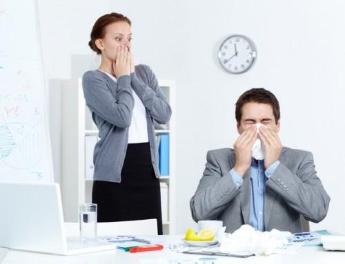Remain Productive During Flu Season: Make Telecommuting Easy